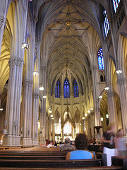 The Inside Of The St. Patrick's Cathedral Will Leave You In Awe.