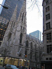 I Love The Design Of The St. Patrick's Cathedral It Show A Fine Taste In Art