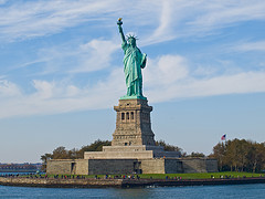 I Always Was Fascinated By The Statue Of Liberty, It Has A Great Fame All Around The World