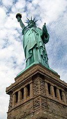 The Most Popular Lady On The Planet Earth, The Statue Of Liberty.