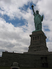 The Statue Of Liberty As Many Of Our Nations First Immigrants Have Looked Upon
