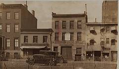 An Early Picture Of Stonewall Inn In Greenwich Village.