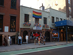 The Stone Wall Inn, A Site Of Anti Gay Riots In New York