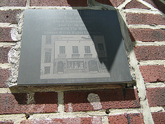 A Plague On The Outside Of The Stonewall Inn Which Celebrates The Stonewall Riot In 1969