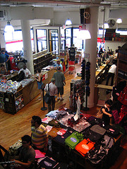 Browsing At The Strand Bookstore, Amid 18 Miles Of Books