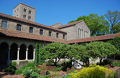 You Can See In This Photo The Cloisters And Its Glory