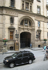 The Dakota Hotel Where John Lennon Was Shot