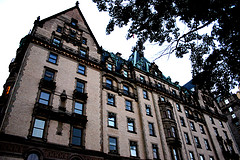 The Dakota, An Upscale Apartment Building, Is Best Known As The Site Of John Lennon's Murder.