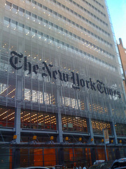 I Heard Many Things About The New York Times But Never Thought The New York Times Building Is So Big