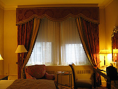 A Room At The Famed Waldorf-Astoria Hotel. Be Sure To Order The World Famous Waldorf Salad From Room Service