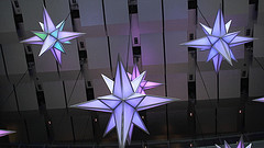 The Stars Always Shine At The Time Warner Center