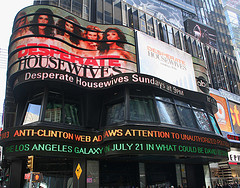The Times Square Studios Building Which Is Home To Good Morning America