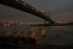 Triborough Bridge Is Tie With Two City