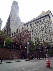 I See The Trinity Church As A Holly Place Where People Can Clear Their Minds Of Evil Thoughts