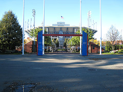 The Usta Billie Jean King National Tennis Center Is The Home Of The U.s. Open.