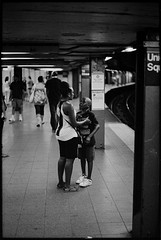 Moms Will Be Moms.  Union Square (new York City)