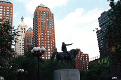Excellent Architecture Photo Of The Union Square Skyline
