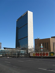 Nations Secretariat Building Was Important Building In Our Country