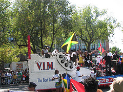 V.I.M. Shoe Retailer Sponsors Float In West Indian-American Day Parade