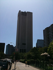 Manhattan's Verizon Building Was Once Headquarters Of The New York Telephone Company.