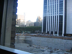 Headquarters For Verizon Communications, The Verizon Building Was Damaged During September 11.