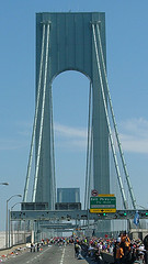 A Great Scenic Attraction Connecting Staten Island And Brooklyn Is The Great Verrazano-narrows Bridge
