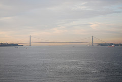 Verrazano-narrows Bridge Opening Date November 21, 1964. And Is The Double-decked Suspension Bridge