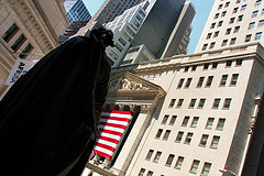Located In Lower Manhattan, Wall Street Is The Financial Center Of The World