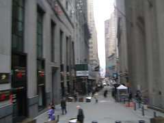A Very  Bad Picture Of Wall Street