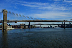 When Originally Constructed In 1896 The Williamsburg Bridge Cost $12,000,000.