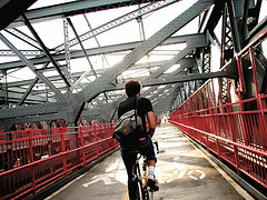 I Would Love To Take A Walk On The Williamsburg Bridge With My Loved One Because Of Its Great Length