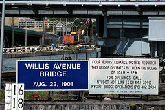 Willis Avenue Bridge Is Not A Great Sight But A Necessary One