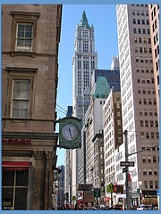 Woolworth Building Is Known For That Watch