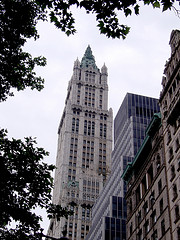 The Woolworth Building Was The Tallest Building In The World Between 1913 And 1930