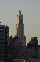 The Magnificent Woolworth Building And Its Unique Beauty