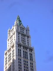 You Can See The Woolworth Building And Its Glory