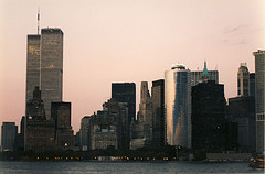 The World Trade Center Before Its Destruction On September 11th