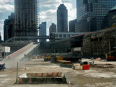 They Took Down The Buildings But Nope Hope At The World Trade Center!