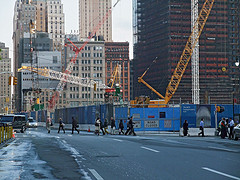 Lest We Forget, A Reminder Of The Past, World Trade Center Site