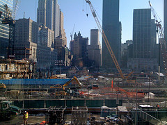 World Trade Center Site, The Famous Reconstruction