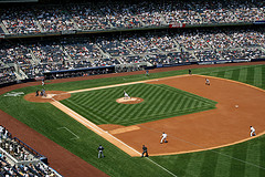 The New Yankee Stadium Was A Homerun Hitter's Ballpark In Its First Year.