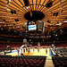 Game Day In One Of Four Arenas At Madison Square Garden